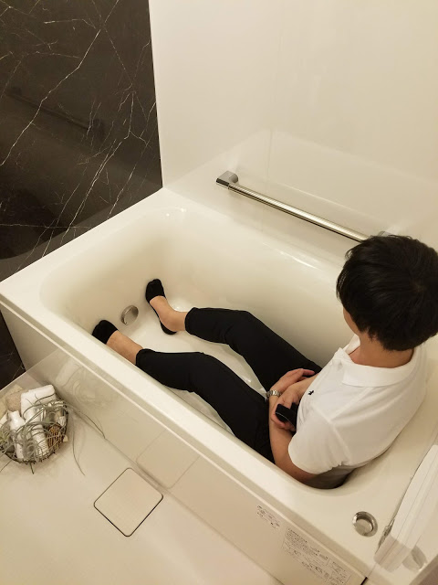 浴槽の広さ