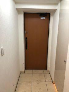 アイマークタワー 玄関