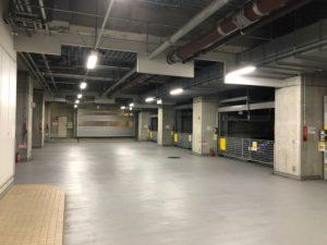 マークタワー 駐車場