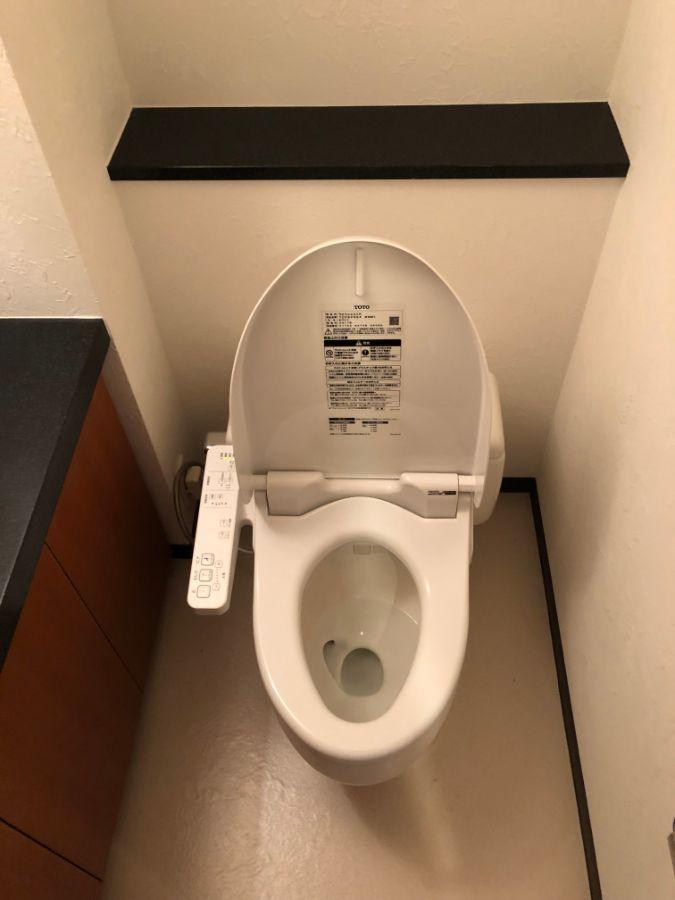 アイマークタワー トイレ