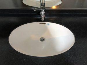 アイマークタワー 手洗いカンター