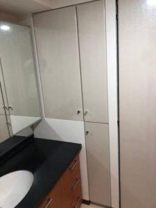 アイマークタワー洗面室収納