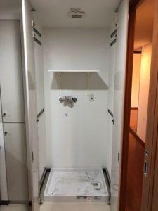 アイマークタワー洗濯機置き場