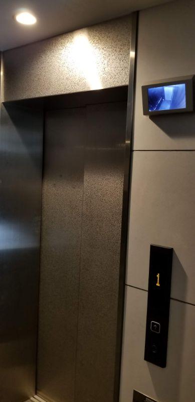 ザ・パークハビオ 目黒 エレベーター