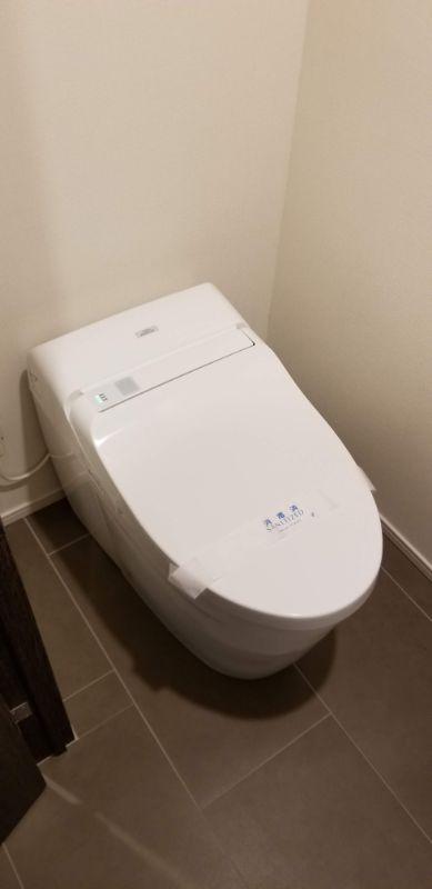 ザ・パークハビオ 目黒 トイレ