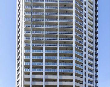 ブリリア・ザ・タワー東京八重洲アベニュー 外観
