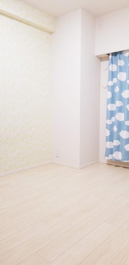 シティテラス東陽町の5.0帖の寝室