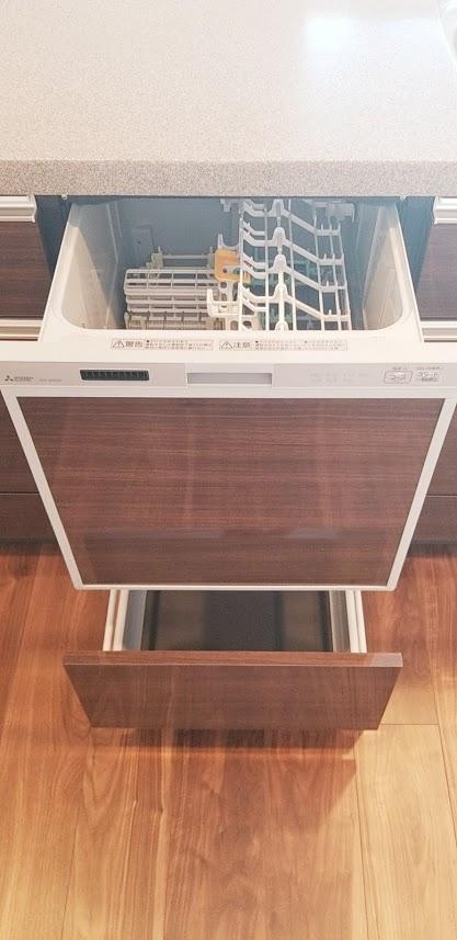 リビオレゾン東陽町ステーションプレミアの食洗器