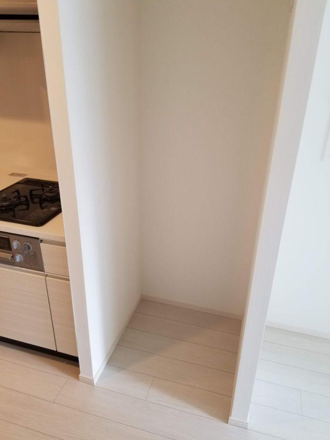 パークアクシス築地 冷蔵庫スペース