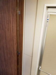 オープンレジデンシア麻布六本木 洗面室収納