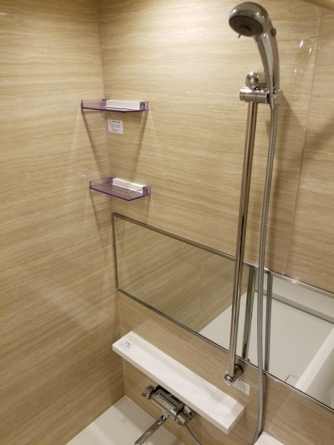 オープンレジデンシア麻布六本木 バスルーム