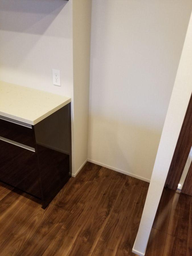 オープンレジデンシア麻布六本木 冷蔵庫スペース