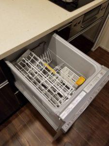 オープンレジデンシア麻布六本木 食洗機
