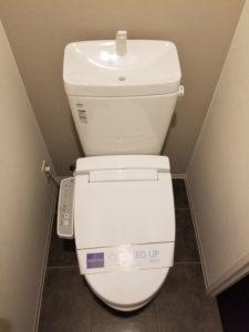 レシディア白金高輪Ⅱ トイレ