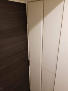 レシディア白金高輪Ⅱ 洗面室収納
