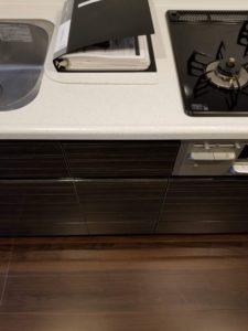 レシディア白金高輪Ⅱ キッチン下収納