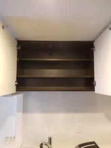 レシディア白金高輪Ⅱ キッチン上収納