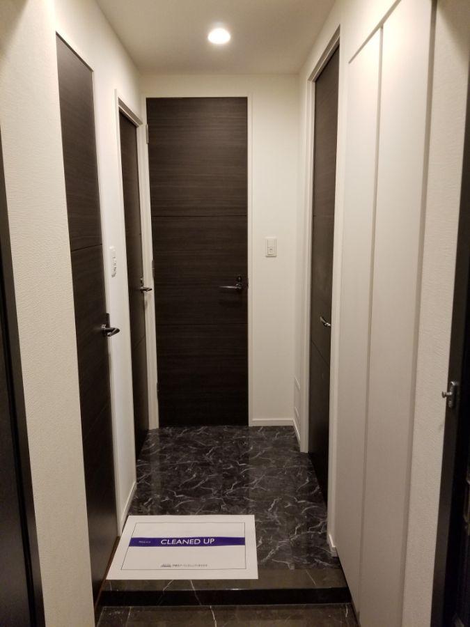 レシディア白金高輪Ⅱ 玄関廊下