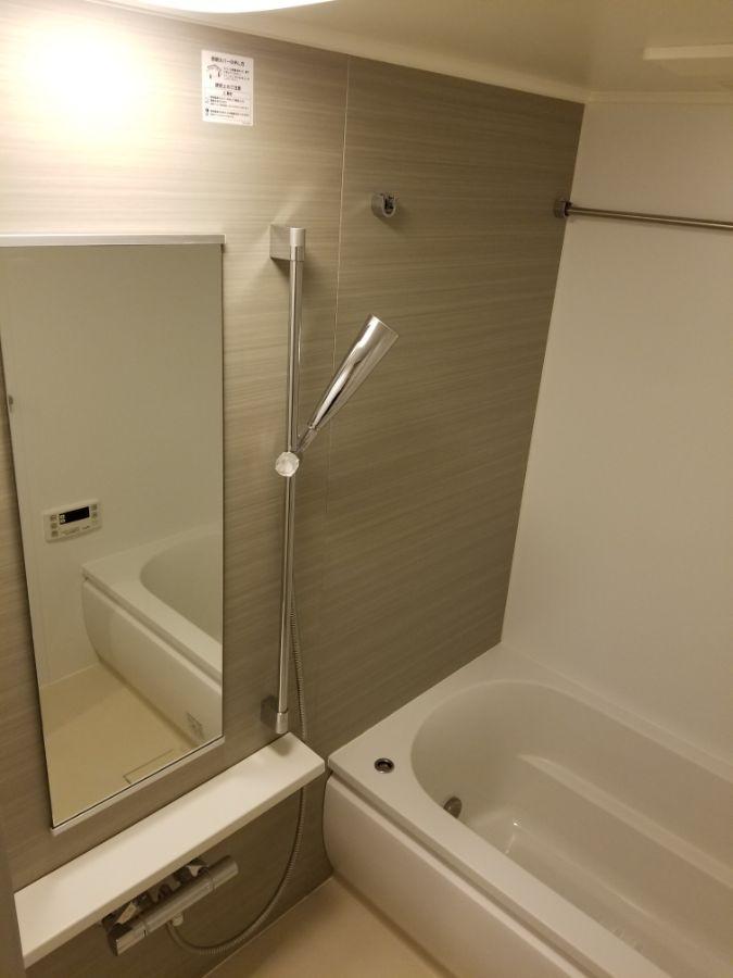 パークハビオ飯田橋 バスルーム